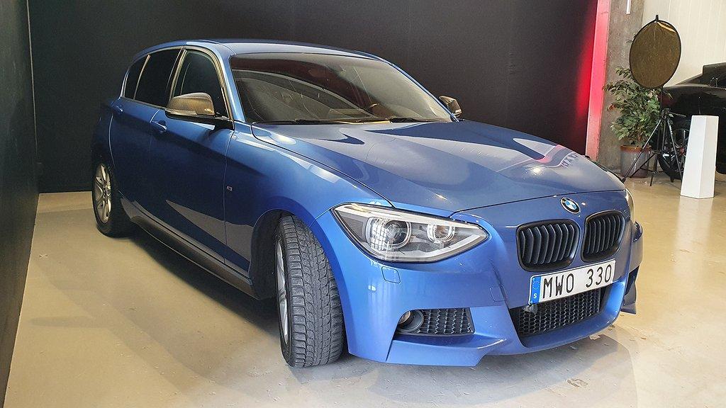 BMW 120 d Steptronic M Sport 184hk