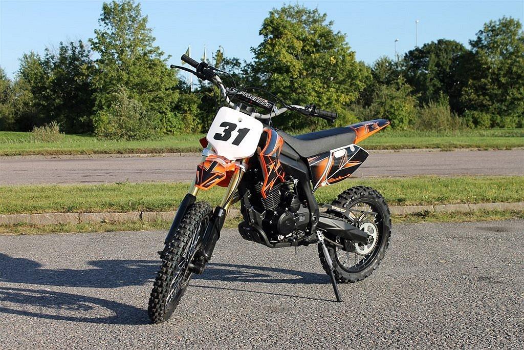 X-Dirt bike Super 31 250cc Cross 19/16 tum