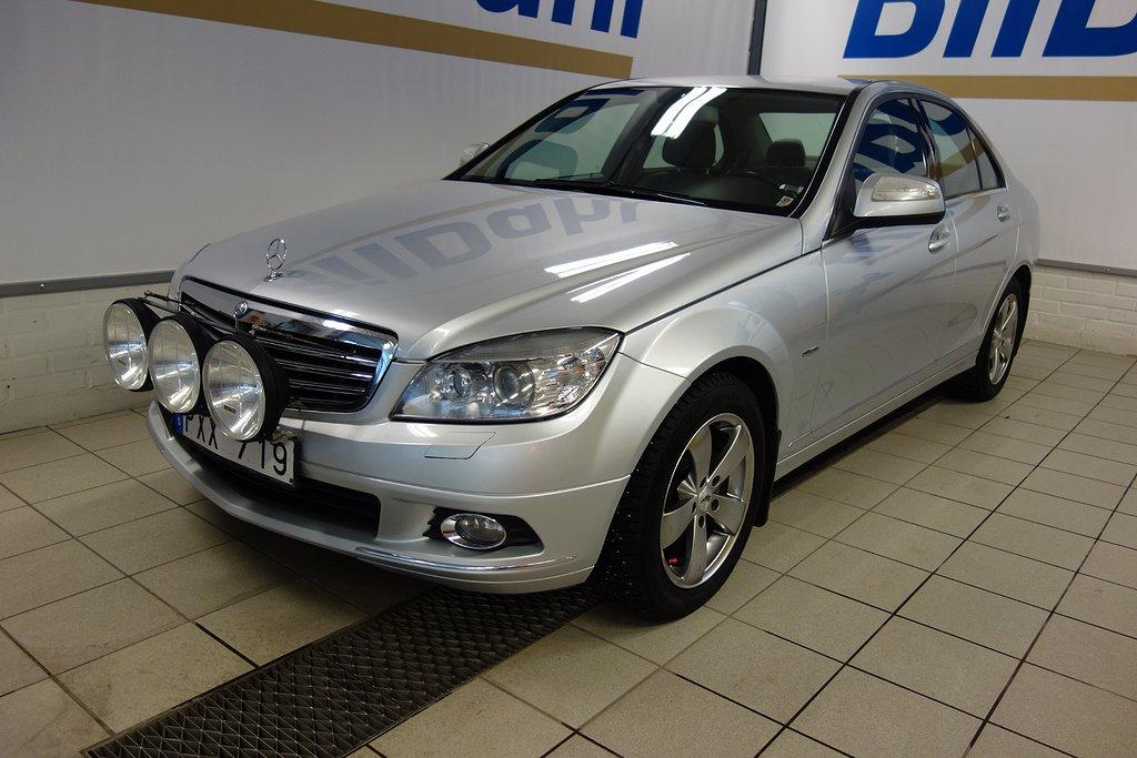 Mercedes-Benz C 220 CDI Aut. 170hk, Elegance, V-hjul, Drag
