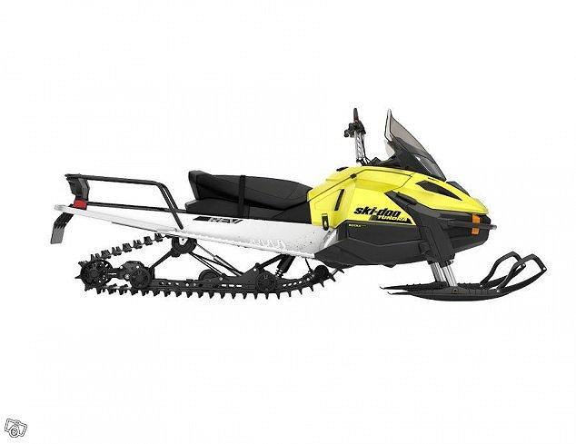 Ski-doo Tundra 600 ace -20 Boka nu