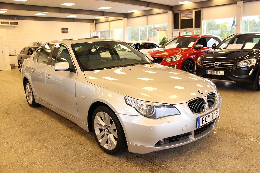 BMW 525 d Sedan Automat Advantage 177hk