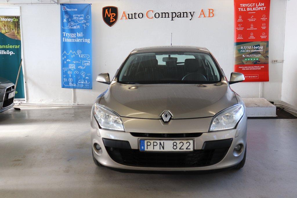 Renault Mégane 1.6 E85 110hk