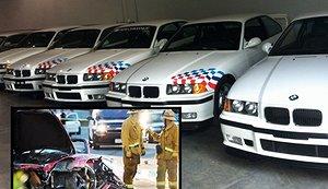Efter dödsolyckan: Nu säljs filmstjärnans bilsamling