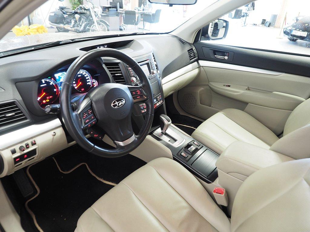 Subaru Outback 2.0 4WD Aut DRAG M-VÄRMARE 150hk 2013