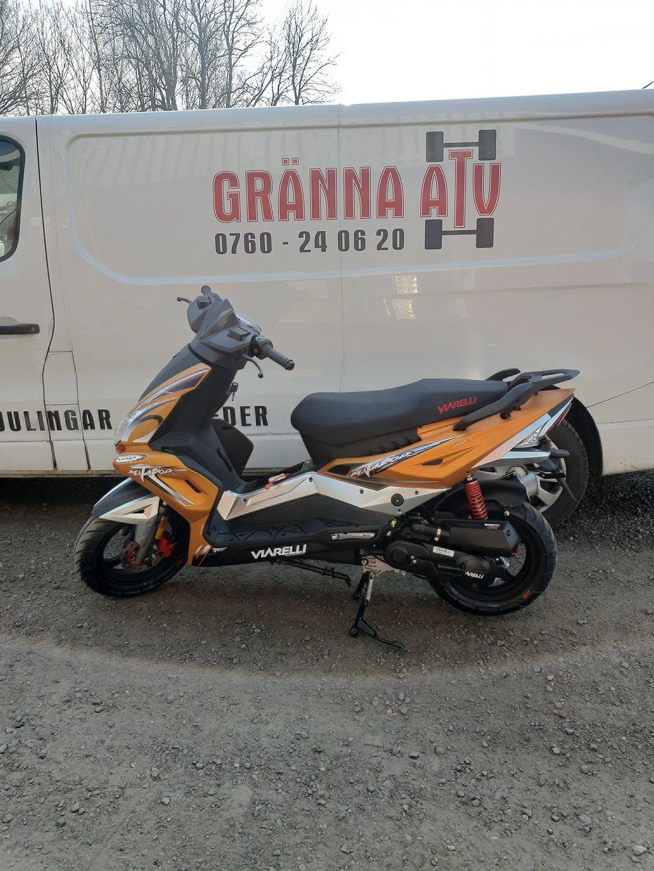 Viarelli Matador Kampanj DETTA EX!! Gränna ATV