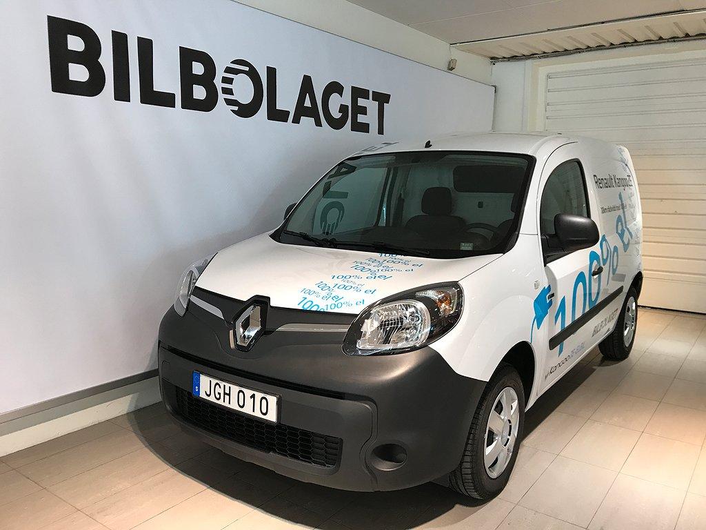 Renault Kangoo Z.E. Skåp phII Z.E batteri