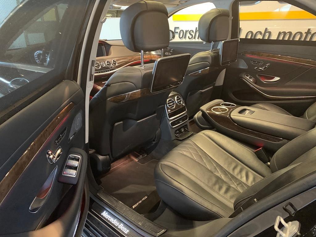 Bild till fordonet: Mercedes-Benz S