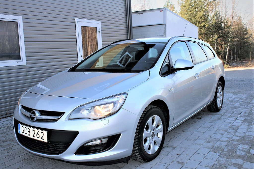 Opel Astra Sports Tourer 1.6 CDTI Euro 6