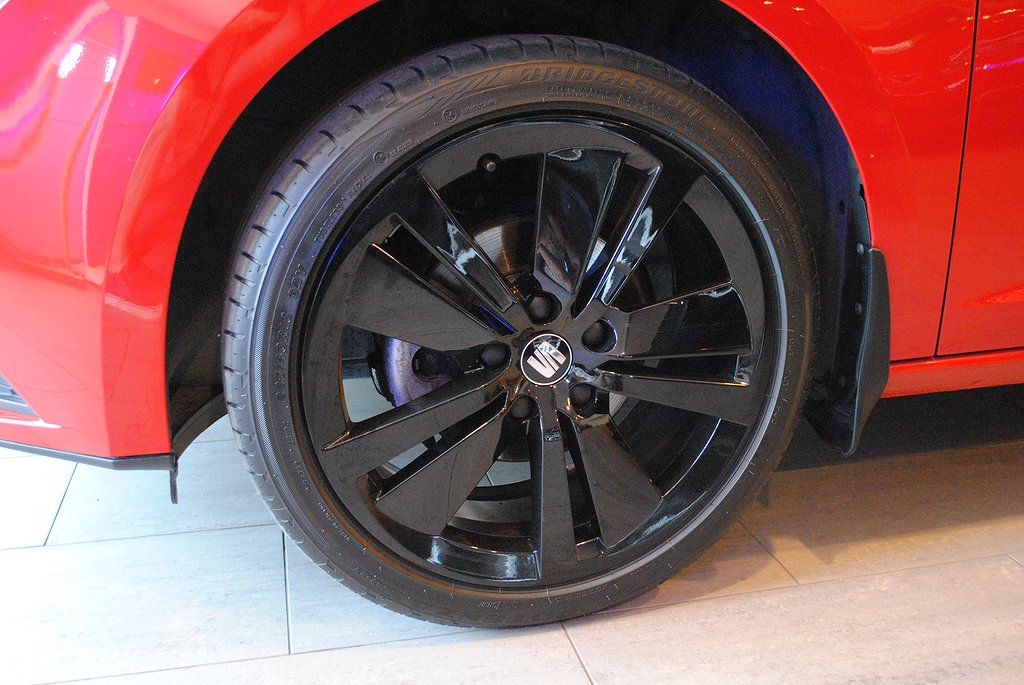 Seat Leon ST Style 1.2 TSI 110hk Kombi *Drag*