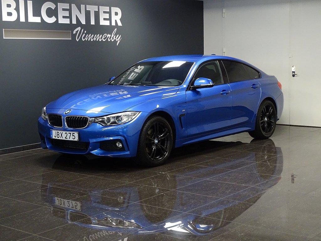 BMW 420 d Gran Coupé (190hk) M-Sport