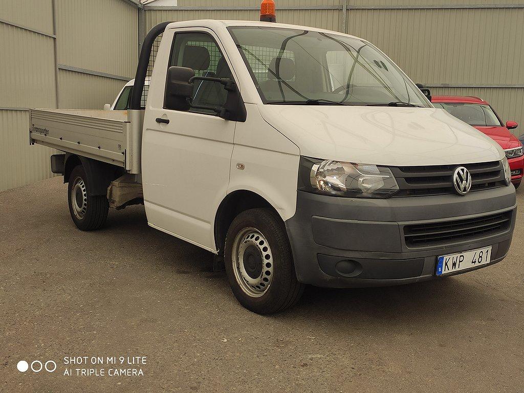 Volkswagen Transporter 2.0 TDI 140HK PICKUP FLAK