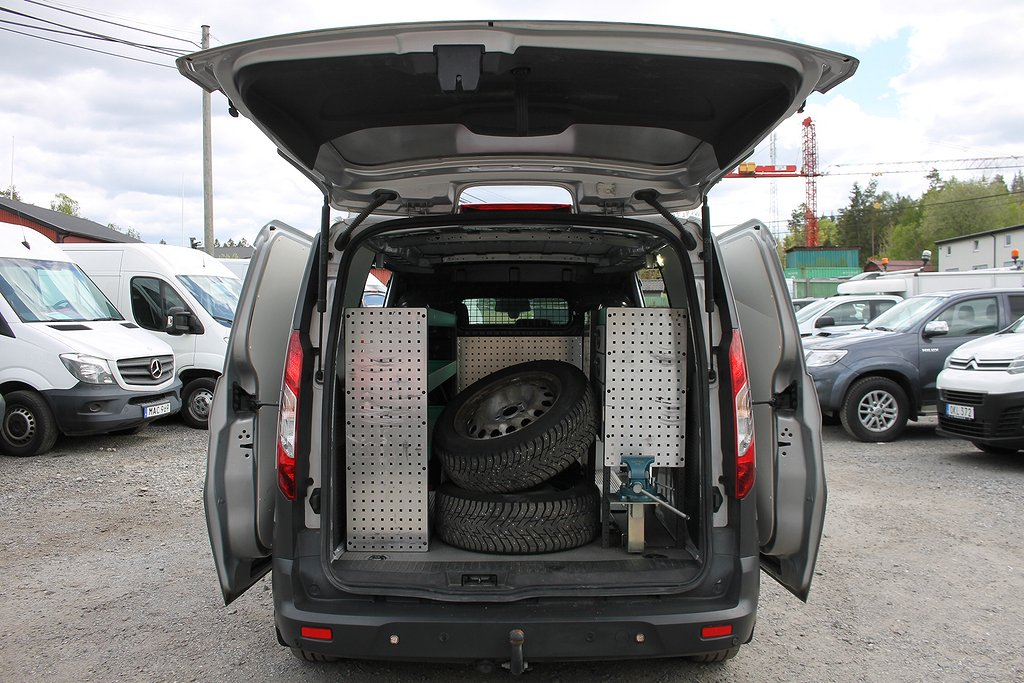 Ford Transit Connect 1.5TDC AUT Lång Eu6*