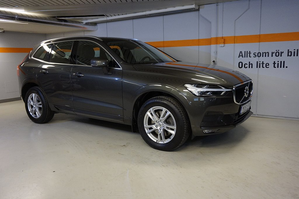 Volvo XC60 D4 AWD Business Advanced MA 18