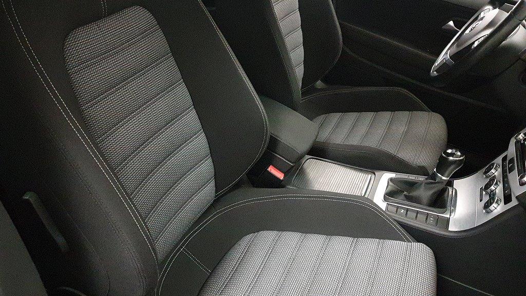 VW CC 1.4 TSI MultiFuel (160hk)