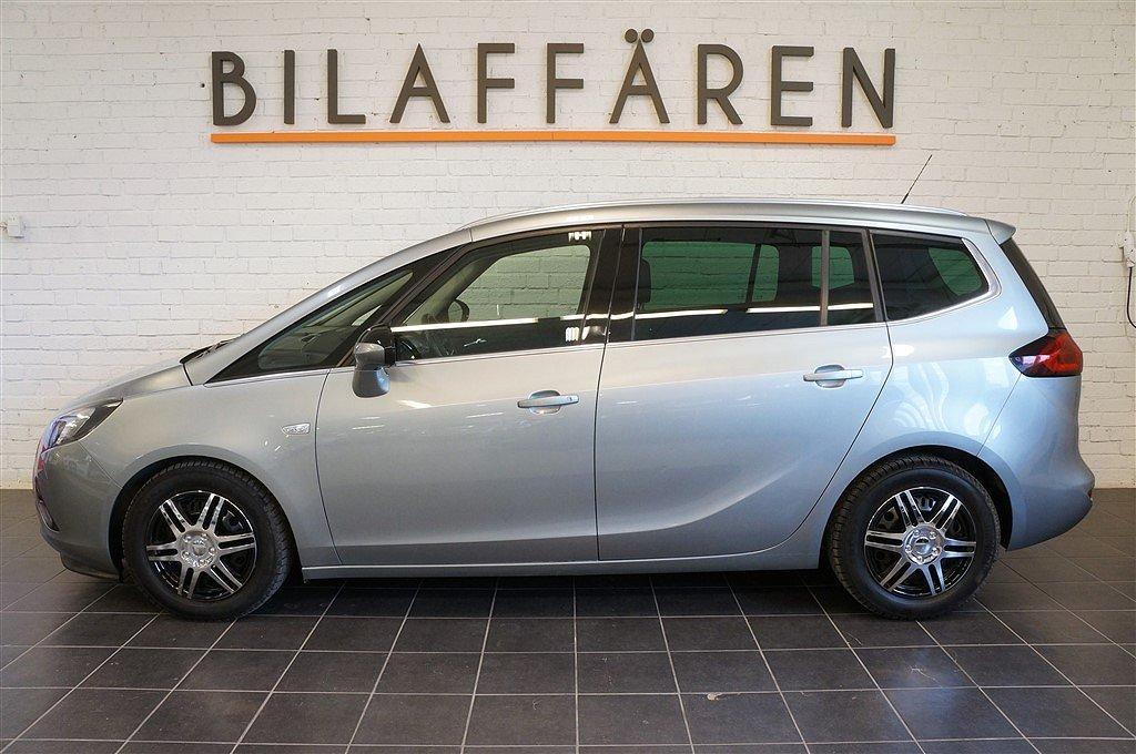 Opel Zafira 2.0CDTi 7-SITS DRAG VÄRMARE