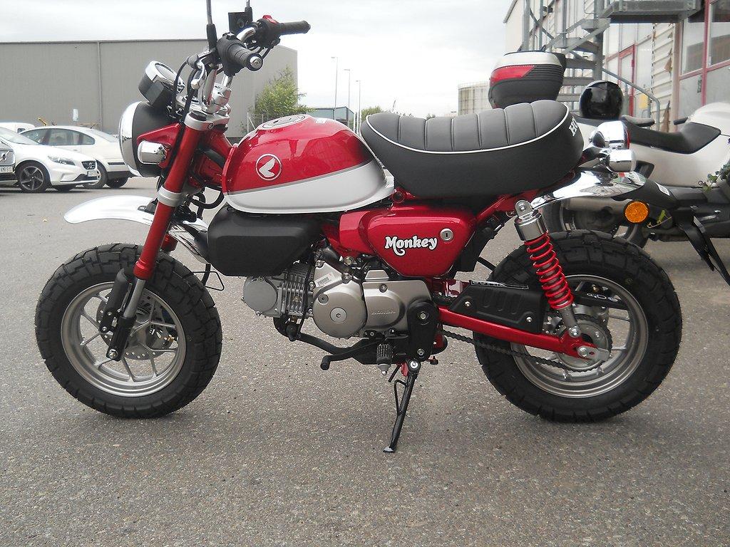 Honda MSZ125 Abs