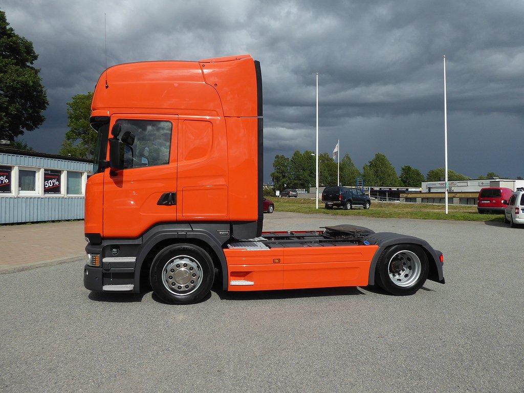 Scania R490 4x2 Euro 6 Fullutrustad
