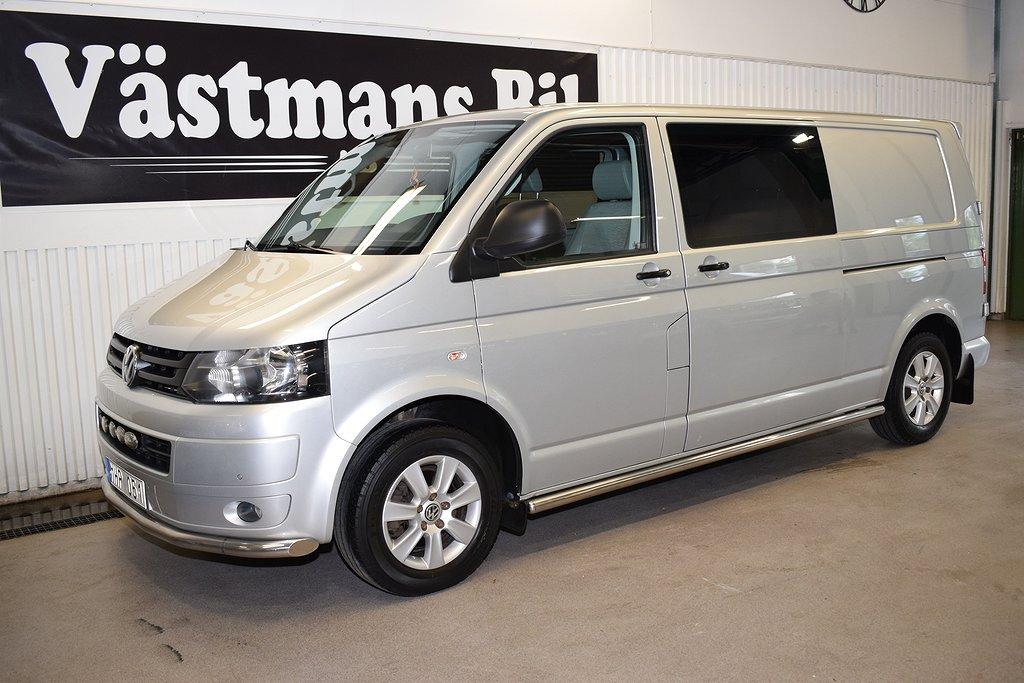 Volkswagen Transporter 2.0TDI 140hk/dubbelhytt/auto