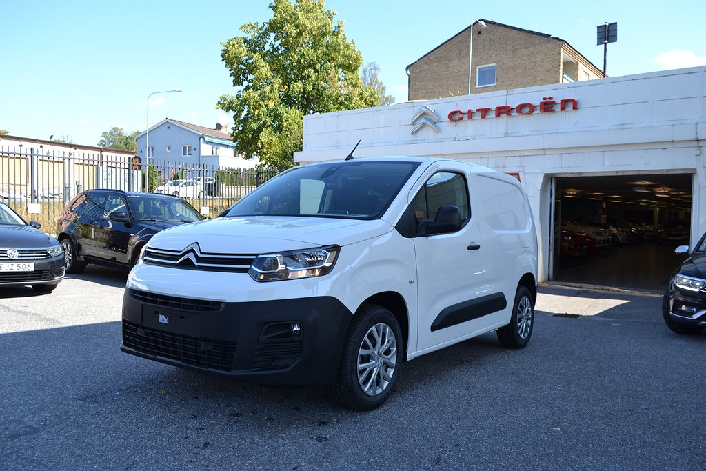 Citroën Berlingo Business Premium 100hk Drag/Värmare