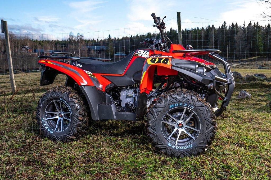 Access 420 Shade Servo Traktor
