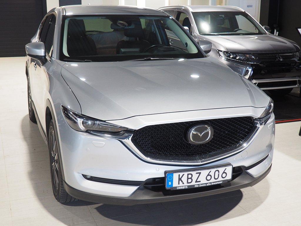 Mazda CX-5 2.5 Optimum AWD Aut B-VÄRMARE DRAG 2018