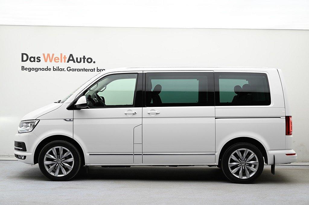 Volkswagen Multivan TDI150 DSG Komfort/Plus/Drag/P-värmare