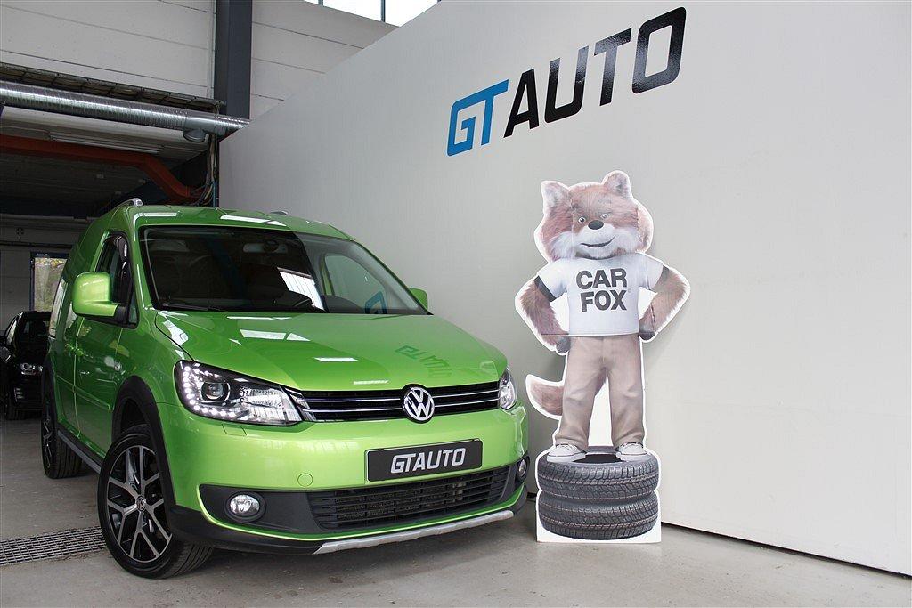 Volkswagen Caddy Cross 4M 2.0TDI 140Hk FULLUTRUSTAD