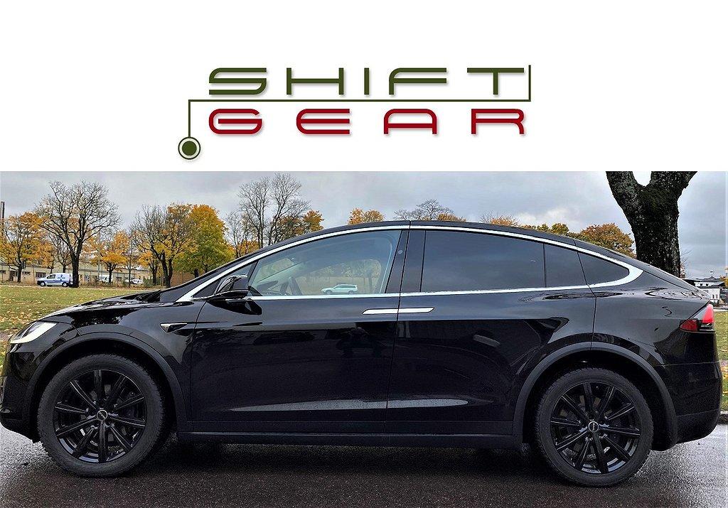 Tesla Model X 100D 5-sits PREMIUM MCU2 CCS EAP2.5