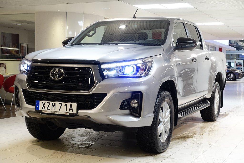 Toyota Hilux D-CAB 2,4 TURBO D-4D, ADBLUE S&S 4WD AUTOMAT