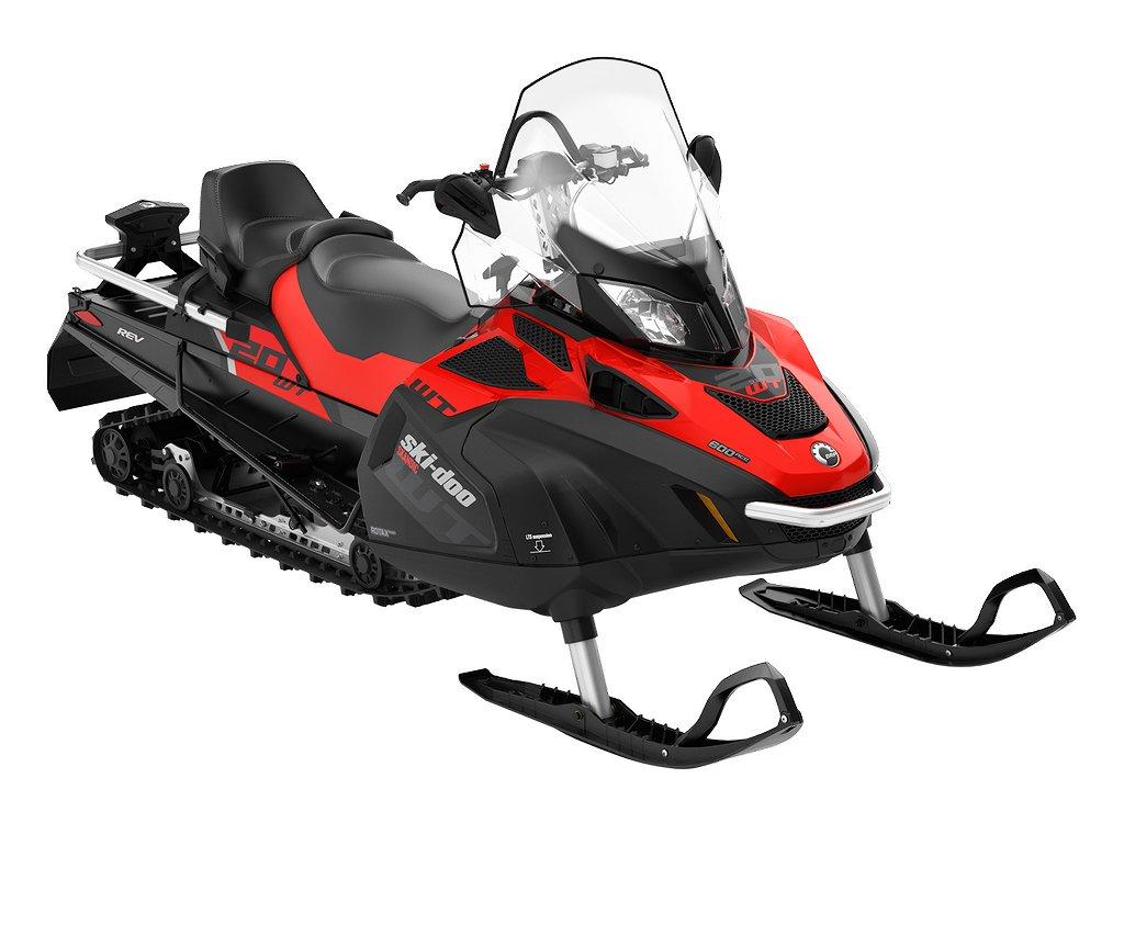 Ski-doo Skandic WT 550 -19 *kampanj*