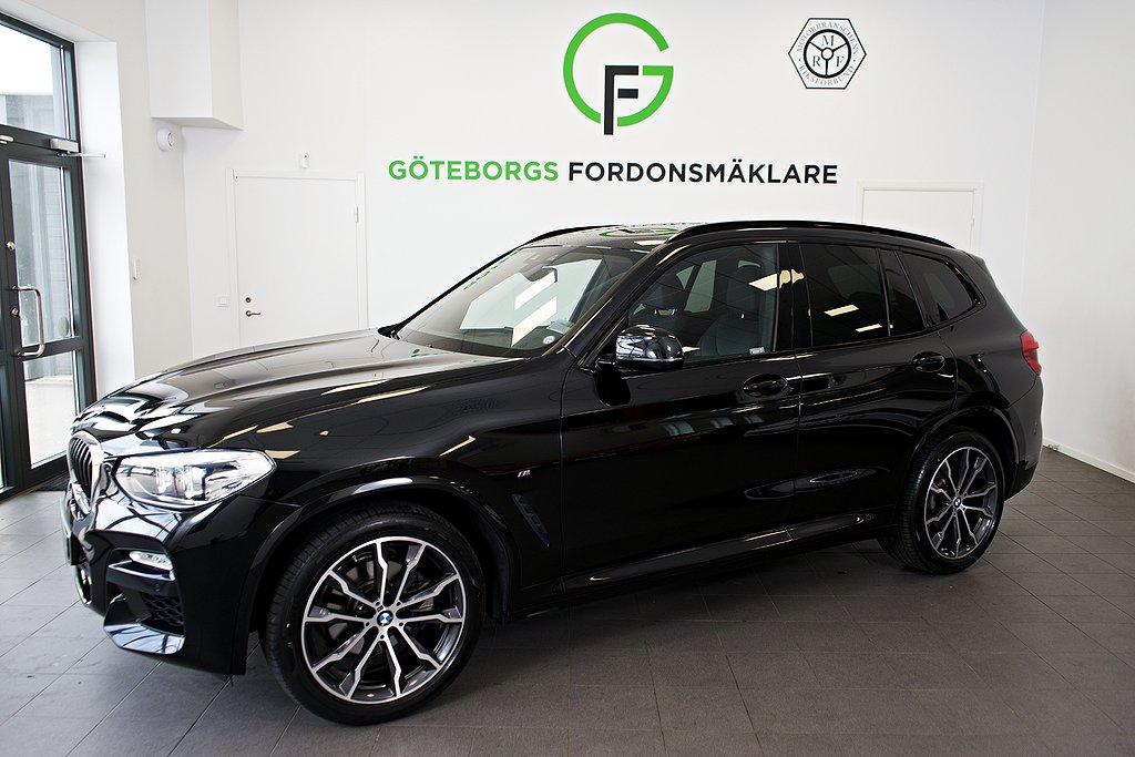 BMW X3 xDrive20d M Sport / Drag - 4596kr/månad