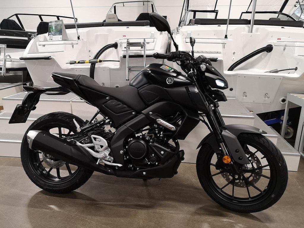 Yamaha MT-125 ABS