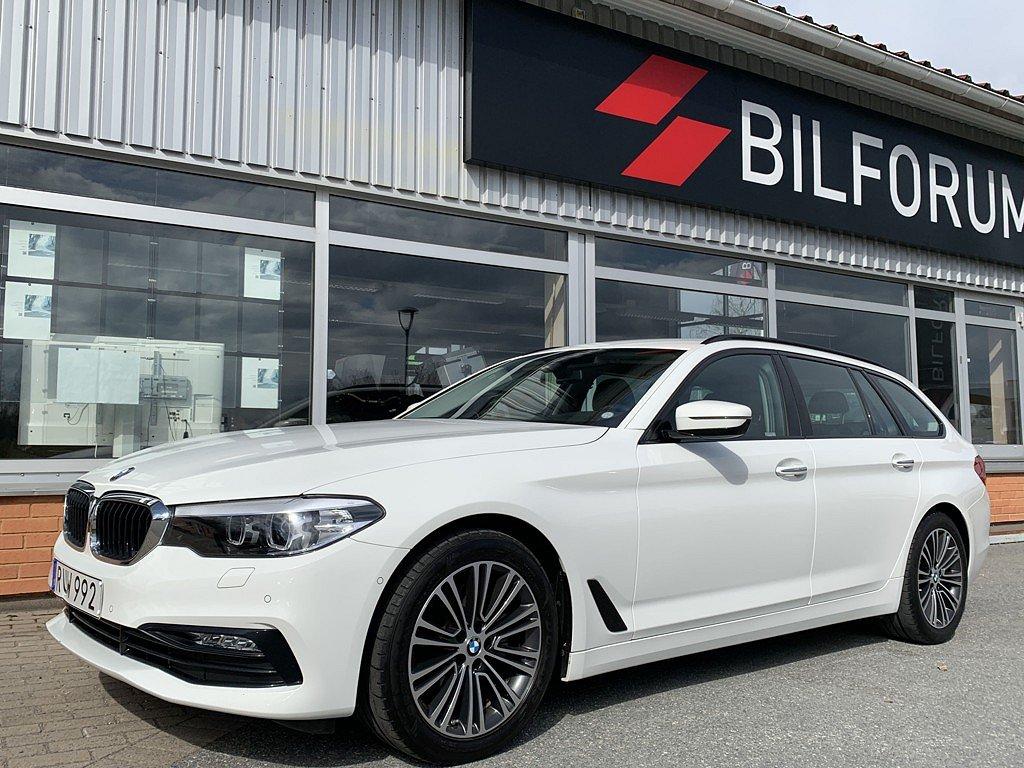 BMW 520 i Touring Steptronic SPORTLINE Euro 6 184hk