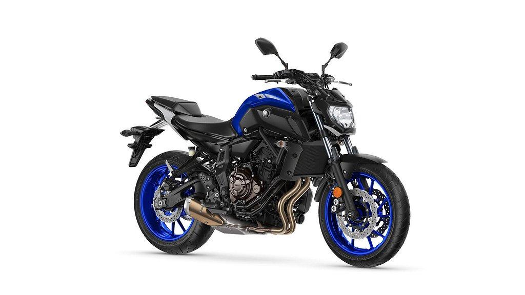 Yamaha MT-07  Höstkampanj 2,95%