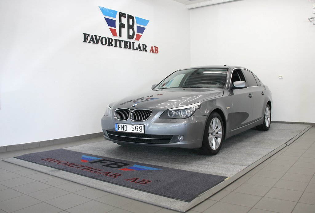 BMW 523 i Carplay/Gps/Automat 190hk
