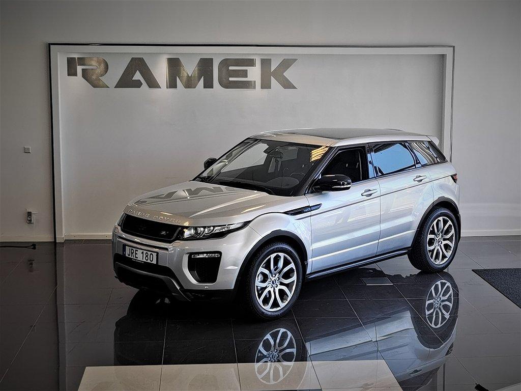 Land Rover Range Rover Evoque 5-dörrar 2.2 TD4 4WD Automat Pure 150hk