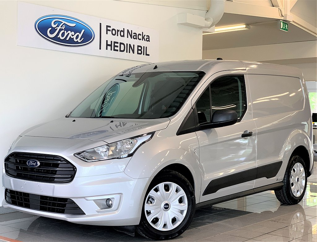 Ford Transit Connect TREND Manuell 100hk - Dragkrok