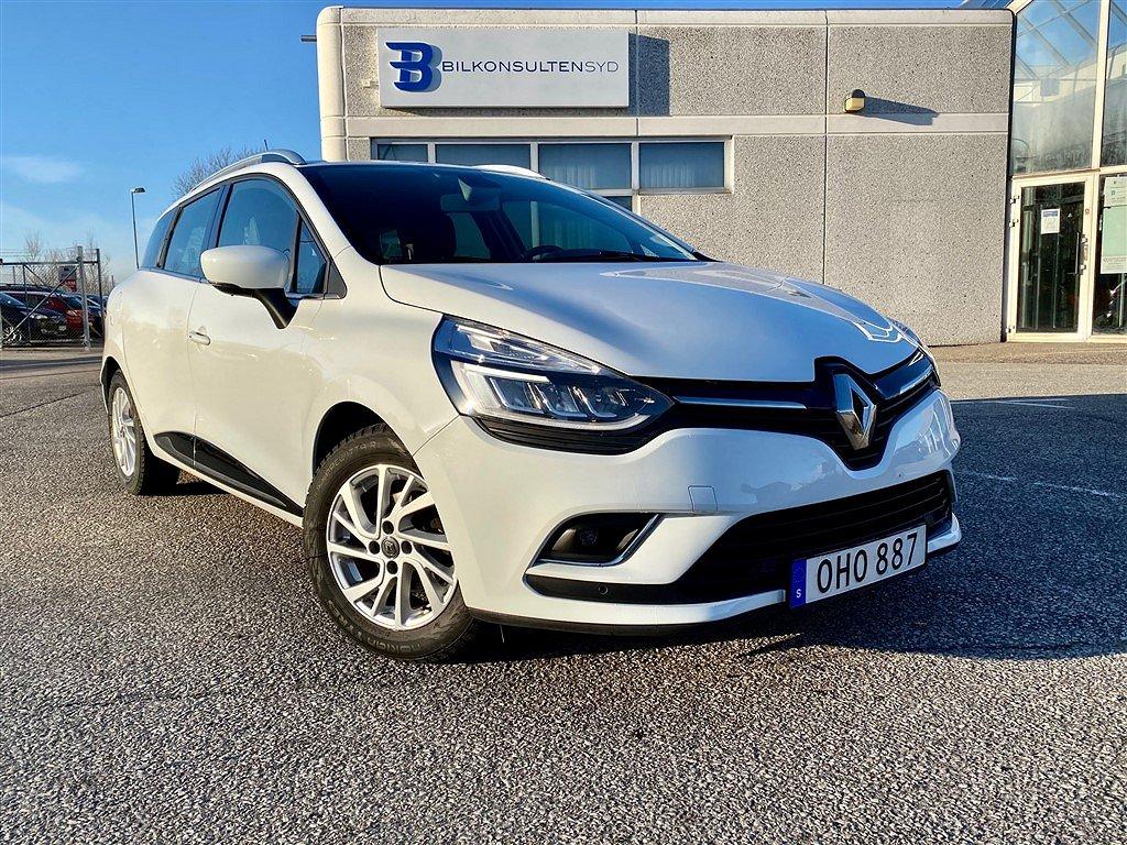 Renault Clio Sport Tourer Intense