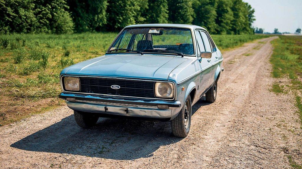 Gammal Ford