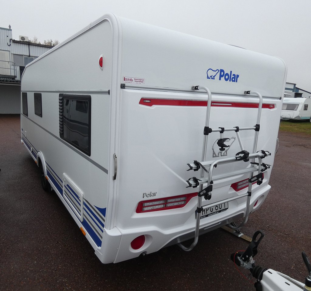 Polar 590 CTH Edition