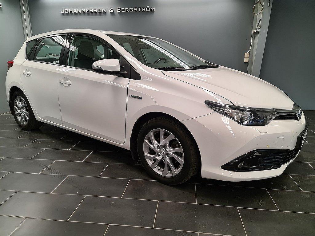 Toyota Auris HSD Hybrid Aut 1.8 VVT-i 136hk Euro 6