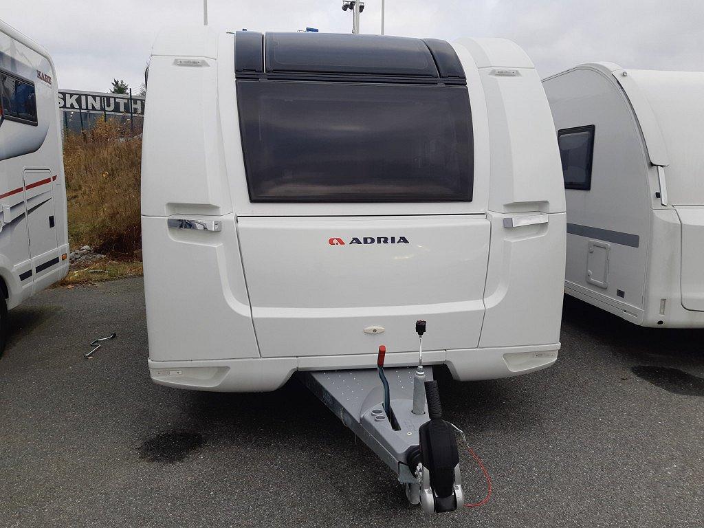 Adria Alpina 663 UK BARNKAMMARVAGN