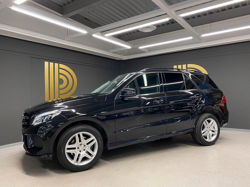 Mercedes-Benz GLE 350 d 4MATIC (258hk) AMG / Sv-såld