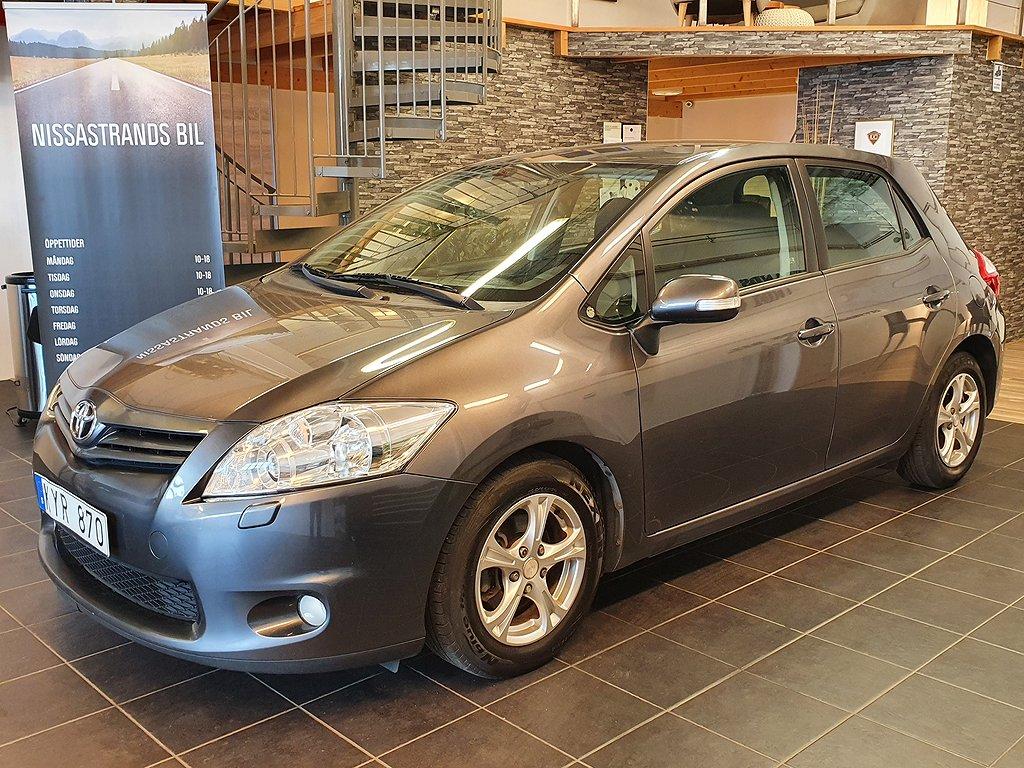 Toyota Auris 5-dörrar 1.4 D-4D 90hk (0 ränta 36 mån)