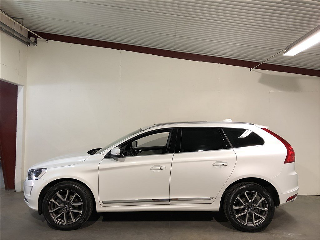 Volvo XC60 D4 (190hk) AWD Summum Business PRO