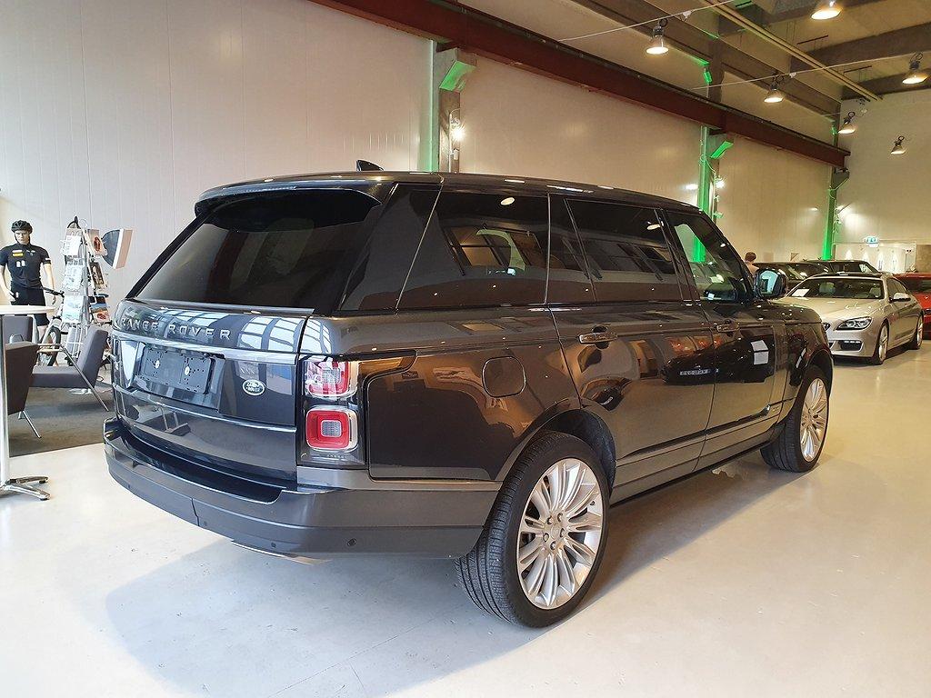 Land Rover Range Rover LWB SDV8 Autobiography 340hk