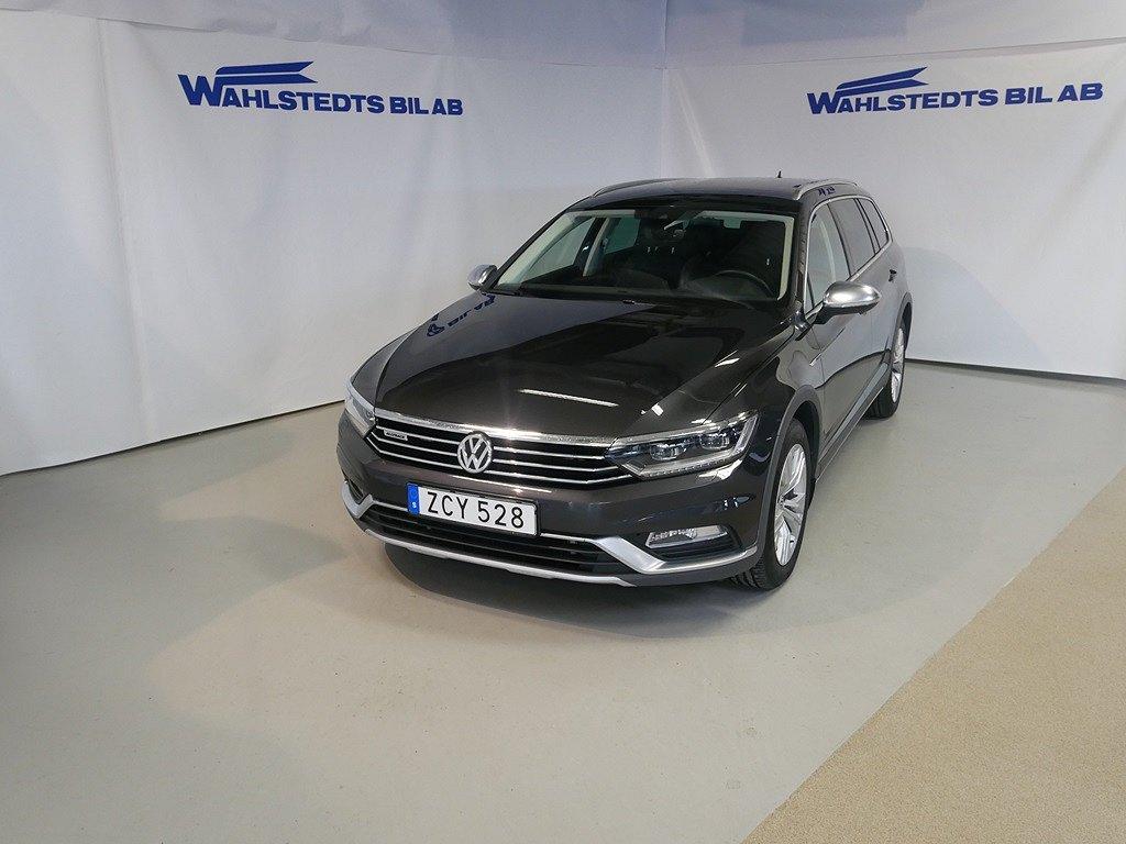 Volkswagen Passat ALLTR TDI 190 DSG7