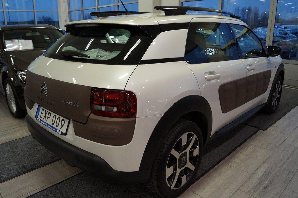 Citroën C4 Cactus PureTech 110 Euro 6