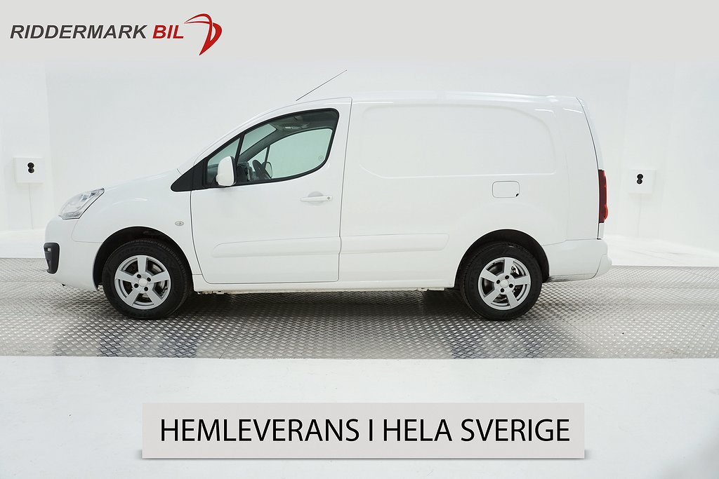 Citroen Berlingo 1.6 BlueHDi Skåp (100hk)