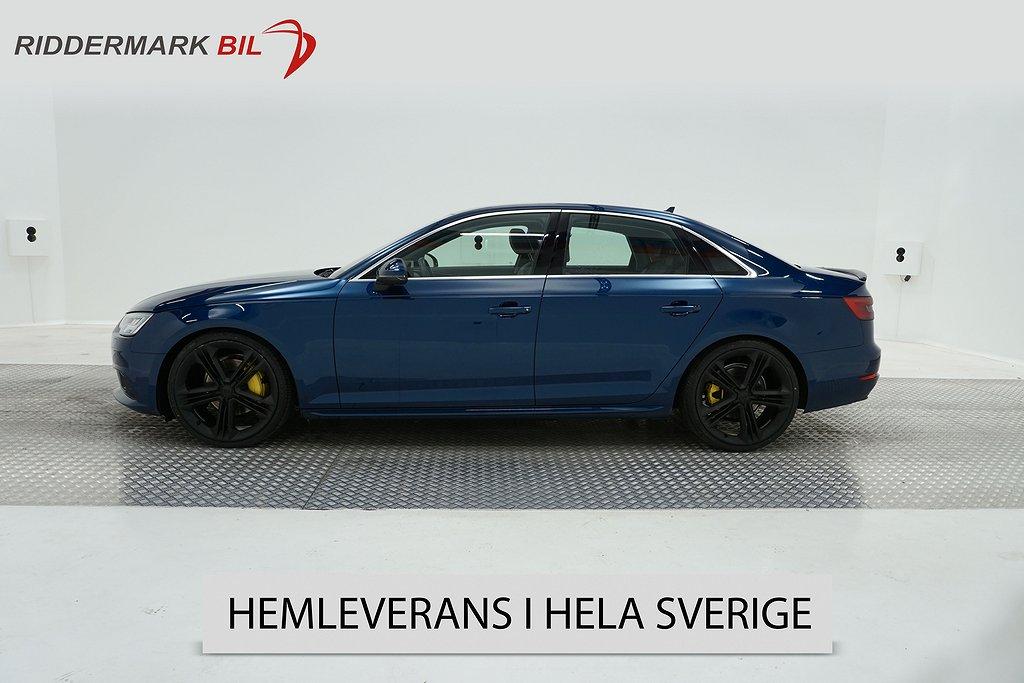 Audi A4 2.0 TDI (190hk)